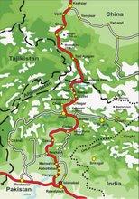 Du 15 juin au 5 juillet : La Karakoram Highway