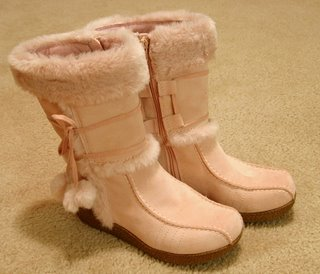 snow bunny boots