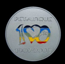 ...100 Years Of Petanque...