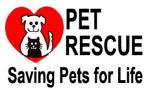 Click here to open the redesigned Pet Rescue website