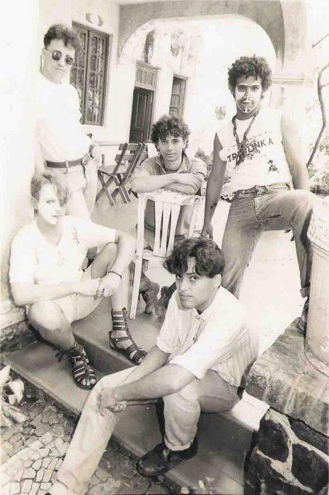 TREBLINKA banda de rock Bahiano anos 90