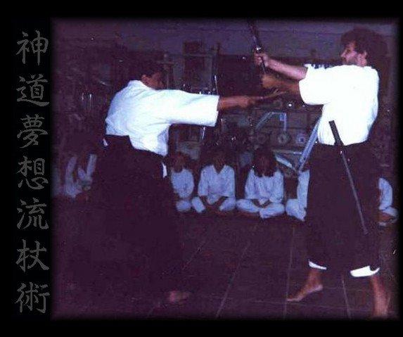 Shinto Muso -Ryu Jodo