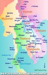 Mekong Map