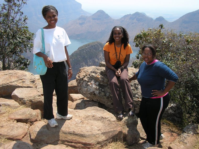 Offspring visiting South Africa