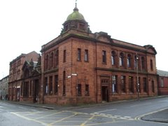 Parkhead Library, Baths & Washhouse (Steamie)