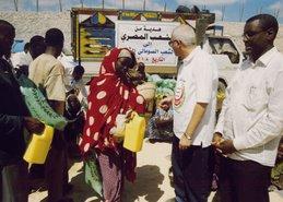 د/ جمال عبد السلام فى الصومال 2007