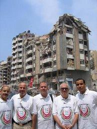 د/ جمال عبد السلام فى لبنان