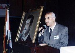د/ جمال عبد السلام فى العراق