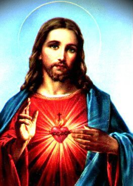 Sacred Heart of Jesus Have mercy On Us
