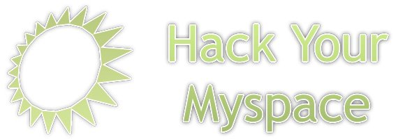 Hack Your Myspace