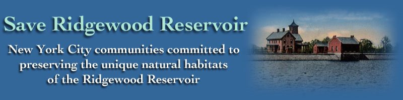 Save Ridgewood Reservoir