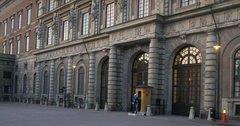 Estocolmo. Palacio Imperial