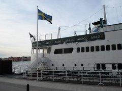 Estocolmo. Hotel sobre el Mar Báltico
