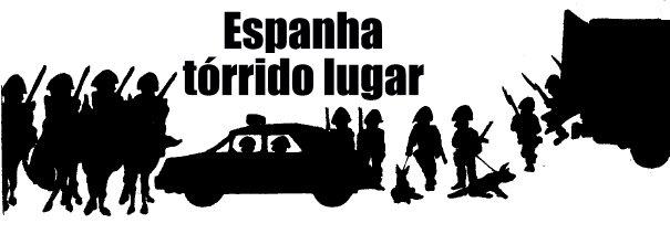Espanha, tórrido lugar