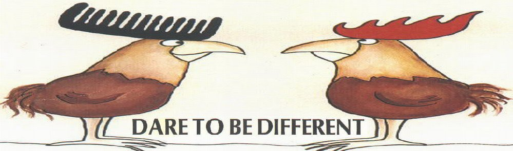 Dare to be different?