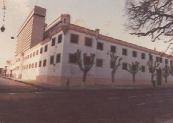 carcel de Caseros