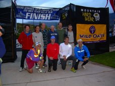 2006 Outward Bound Relay Team (Prosthetic Prostates)