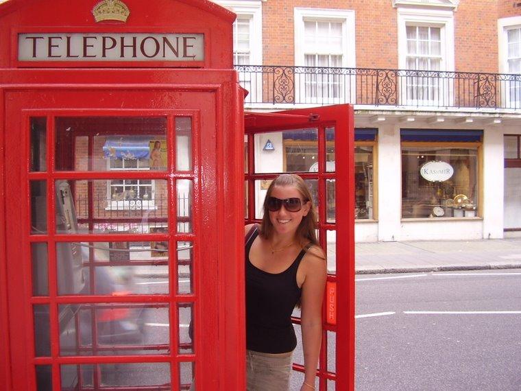 Jeg liker the good old days... tenk å ikke ha mobil...