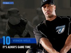 Vernon Wells Wallpaper
