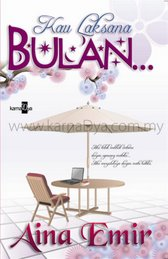Kau Laksana Bulan (novel)