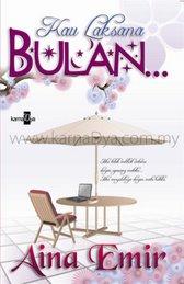 Kau Laksana Bulan (novel)
