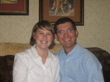 Rachel and Dave Ribar