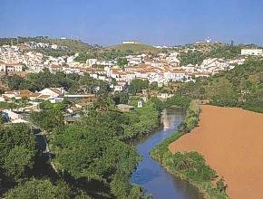 Imagem da Vila de Odemira