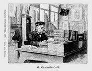 Cavaille-Coll a son bureau
