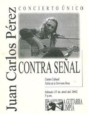CONCIERTO CENTRO PABLO