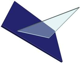 The Blue Triangle