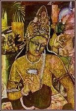 শাক্যকুমার সিদ্ধার্থ  :  অজন্তা গুহাচিত্র