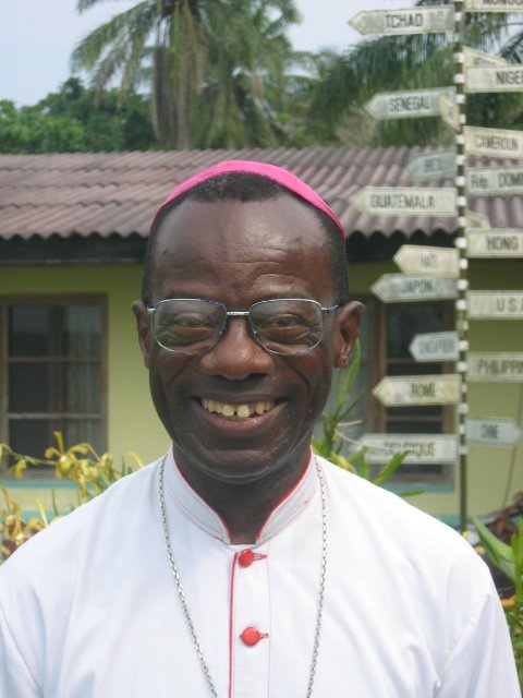 Mgr Philippe NKIERE KENA