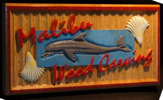 Welcome to Malibu Wood Carving
