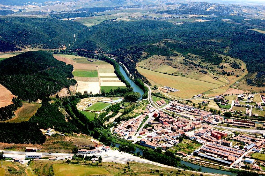 ENGANCHE DEL CANAL DE CASTILLA