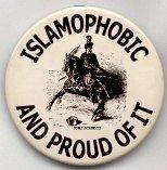 Islamophobic....