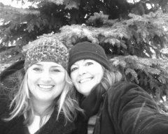 sisters by the blue spruce