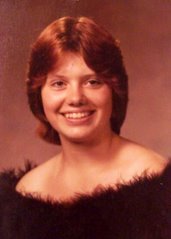 Becky's High School Picture