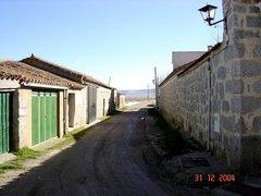 Camino de Ávila