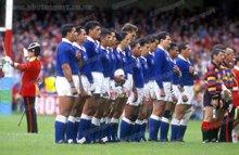Manu Samoa 1991