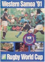 Samoa Prepares for RWC 1991