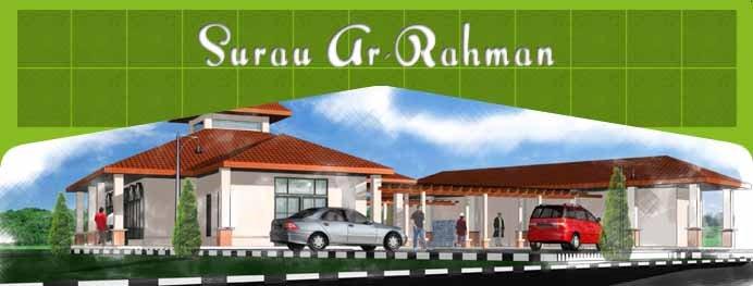 Surau Ar-Rahman - Bukit Sentosa 3, Rawang.