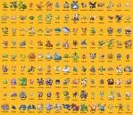 Pokemon chart