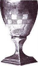 Rebbe Nachman of Breslov Kiddush Cup