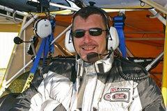 Vlad, pilote ULM