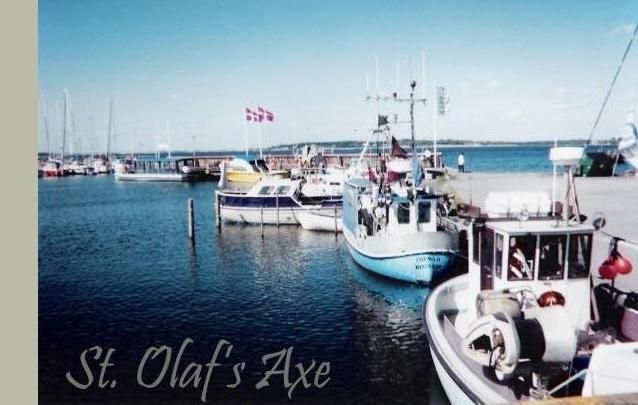 St. Olaf's Axe