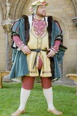 Henry the VIII tis me