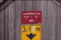 Boniface Covered Bridge