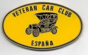Logotipo del Veteran Car Club de Espaa