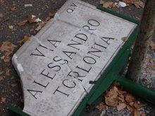 Via Alessandro Torlonia