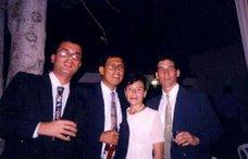 FIESTA DE GRADUACION 1997 HACE 10 AÑOS